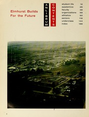 Page 6, 1965 Edition, Elmhurst High School - Anlibrum Yearbook (Fort Wayne, IN) online yearbook collection