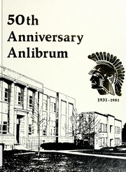 Page 1, 1981 Edition, Elmhurst High School - Anlibrum Yearbook (Fort Wayne, IN) online yearbook collection