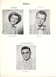Page 13, 1951 Edition, Woodlan Senior High School - Arrow Yearbook (Woodburn, IN) online yearbook collection