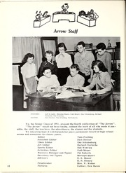 Page 14, 1951 Edition, Woodlan Senior High School - Arrow Yearbook (Woodburn, IN) online yearbook collection