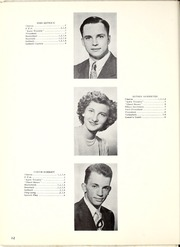 Page 16, 1951 Edition, Woodlan Senior High School - Arrow Yearbook (Woodburn, IN) online yearbook collection