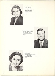 Page 8, 1951 Edition, Woodlan Senior High School - Arrow Yearbook (Woodburn, IN) online yearbook collection