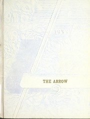 Page 1, 1953 Edition, Woodlan Senior High School - Arrow Yearbook (Woodburn, IN) online yearbook collection