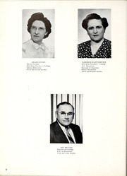Page 10, 1953 Edition, Woodlan Senior High School - Arrow Yearbook (Woodburn, IN) online yearbook collection