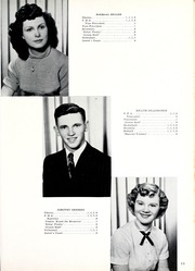 Page 15, 1953 Edition, Woodlan Senior High School - Arrow Yearbook (Woodburn, IN) online yearbook collection