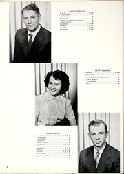 Page 16, 1953 Edition, Woodlan Senior High School - Arrow Yearbook (Woodburn, IN) online yearbook collection