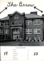 Page 5, 1953 Edition, Woodlan Senior High School - Arrow Yearbook (Woodburn, IN) online yearbook collection