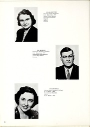 Page 8, 1953 Edition, Woodlan Senior High School - Arrow Yearbook (Woodburn, IN) online yearbook collection