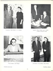 Page 10, 1959 Edition, Woodlan Senior High School - Arrow Yearbook (Woodburn, IN) online yearbook collection