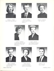 Page 13, 1959 Edition, Woodlan Senior High School - Arrow Yearbook (Woodburn, IN) online yearbook collection