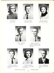 Page 14, 1959 Edition, Woodlan Senior High School - Arrow Yearbook (Woodburn, IN) online yearbook collection