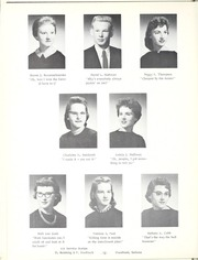 Page 16, 1959 Edition, Woodlan Senior High School - Arrow Yearbook (Woodburn, IN) online yearbook collection