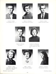 Page 17, 1959 Edition, Woodlan Senior High School - Arrow Yearbook (Woodburn, IN) online yearbook collection