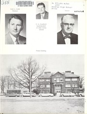 Page 3, 1959 Edition, Woodlan Senior High School - Arrow Yearbook (Woodburn, IN) online yearbook collection