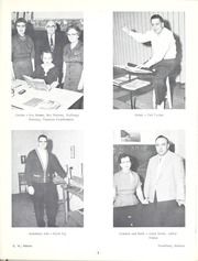Page 9, 1959 Edition, Woodlan Senior High School - Arrow Yearbook (Woodburn, IN) online yearbook collection