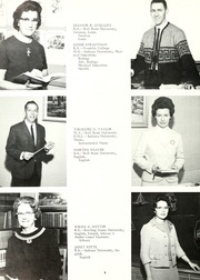 Page 12, 1968 Edition, Woodlan Senior High School - Arrow Yearbook (Woodburn, IN) online yearbook collection