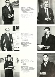 Page 9, 1968 Edition, Woodlan Senior High School - Arrow Yearbook (Woodburn, IN) online yearbook collection