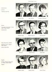 Page 11, 1969 Edition, Woodlan Senior High School - Arrow Yearbook (Woodburn, IN) online yearbook collection