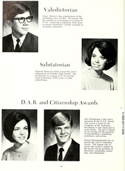 Page 14, 1969 Edition, Woodlan Senior High School - Arrow Yearbook (Woodburn, IN) online yearbook collection