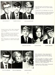 Page 16, 1969 Edition, Woodlan Senior High School - Arrow Yearbook (Woodburn, IN) online yearbook collection