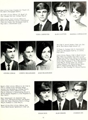 Page 17, 1969 Edition, Woodlan Senior High School - Arrow Yearbook (Woodburn, IN) online yearbook collection