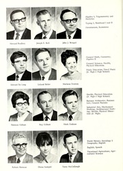 Page 8, 1969 Edition, Woodlan Senior High School - Arrow Yearbook (Woodburn, IN) online yearbook collection