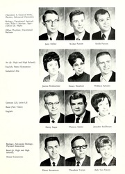 Page 9, 1969 Edition, Woodlan Senior High School - Arrow Yearbook (Woodburn, IN) online yearbook collection