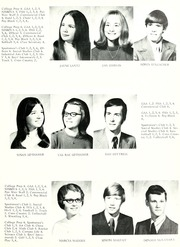 Page 15, 1972 Edition, Woodlan Senior High School - Arrow Yearbook (Woodburn, IN) online yearbook collection