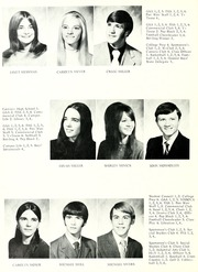 Page 16, 1972 Edition, Woodlan Senior High School - Arrow Yearbook (Woodburn, IN) online yearbook collection