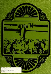 1974 Edition, Woodlan Senior High School - Arrow Yearbook (Woodburn, IN)