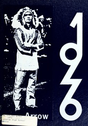 1976 Edition, Woodlan Senior High School - Arrow Yearbook (Woodburn, IN)