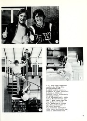 Page 13, 1976 Edition, Woodlan Senior High School - Arrow Yearbook (Woodburn, IN) online yearbook collection