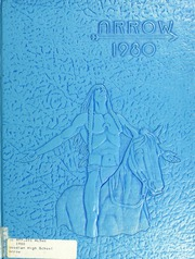 1980 Edition, Woodlan Senior High School - Arrow Yearbook (Woodburn, IN)