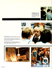 Page 10, 1982 Edition, Woodlan Senior High School - Arrow Yearbook (Woodburn, IN) online yearbook collection