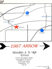 Page 5, 1987 Edition, Woodlan Senior High School - Arrow Yearbook (Woodburn, IN) online yearbook collection