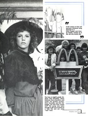 Page 9, 1987 Edition, Woodlan Senior High School - Arrow Yearbook (Woodburn, IN) online yearbook collection