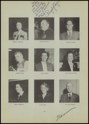 Page 16, 1946 Edition, Central High School - Helios Yearbook (Grand Rapids, MI) online yearbook collection