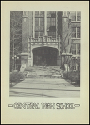 Page 5, 1946 Edition, Central High School - Helios Yearbook (Grand Rapids, MI) online yearbook collection