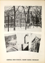 Page 14, 1947 Edition, Central High School - Helios Yearbook (Grand Rapids, MI) online yearbook collection