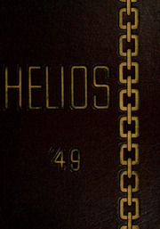 1949 Edition, Central High School - Helios Yearbook (Grand Rapids, MI)