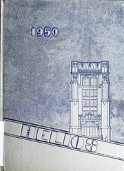 1950 Edition, Central High School - Helios Yearbook (Grand Rapids, MI)