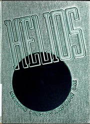 1951 Edition, Central High School - Helios Yearbook (Grand Rapids, MI)