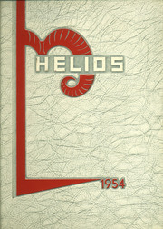 1954 Edition, Central High School - Helios Yearbook (Grand Rapids, MI)
