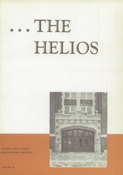 Page 7, 1957 Edition, Central High School - Helios Yearbook (Grand Rapids, MI) online yearbook collection