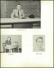 Page 10, 1957 Edition, Antwerp Local High School - Archer Yearbook (Antwerp, OH) online yearbook collection