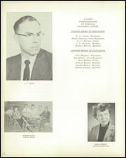 Page 8, 1957 Edition, Antwerp Local High School - Archer Yearbook (Antwerp, OH) online yearbook collection