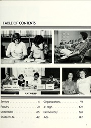 Page 7, 1983 Edition, Antwerp Local High School - Archer Yearbook (Antwerp, OH) online yearbook collection