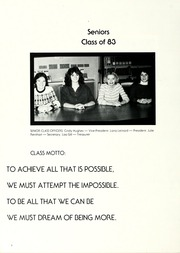 Page 8, 1983 Edition, Antwerp Local High School - Archer Yearbook (Antwerp, OH) online yearbook collection