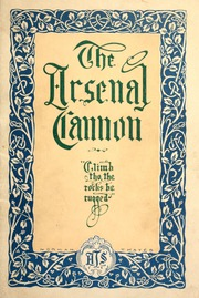 Page 1, 1920 Edition, Arsenal Technical High School - Arsenal Cannon Yearbook (Indianapolis, IN) online yearbook collection
