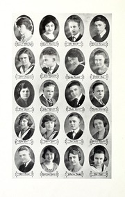 Page 16, 1920 Edition, Arsenal Technical High School - Arsenal Cannon Yearbook (Indianapolis, IN) online yearbook collection